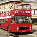 Reg not yet allocated NUD 106L with Bath City Tour