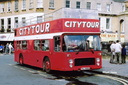 Reg not yet allocated TNJ 998S with Bath City Tour