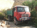 1958 AEC Mercury 1 GM4RA Quarry Tipper.