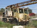 1960 AEC Coles EMA 6 Ton Fully Slewing 6X6 Mobile Crane.