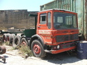 1970  AEC Mammoth Major TG8R Chassis Cab.