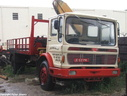 1970 AEC Mercury Block Carrier with Hiab.