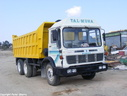1974 AEC Marshal 6 Tipper