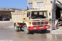 DAM821 1968 AEC Mercury Tipper plated to 16 tons