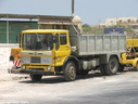 EAQ773  1974 AEC Marshal TGM6R Tipper (Converted to 4X2)