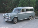 ACI958  1958 Austin A.55 'Countryman' (New Conversion by Utilecon)