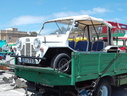 JBJ783 1964 Mini Moke Jeep