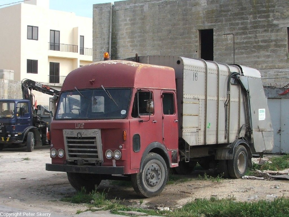 1972 Dennis Dominant Paxit with Revopak Refuse Collector.