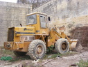 1985 Fiat-Allis FR10 Wheeled Loader