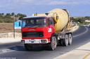 CAC262 1984 Fiat 300 6X4 Cement Mixer