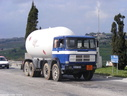 EAI048 1978 Fiat NC180 8X2 Gas Tanker with trailing axle