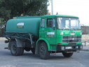 GVH158  1975 Fiat 130NC Water Tanker.