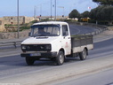 EBD283 1987 Freight Rover Sherpa Pick Up