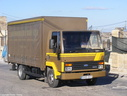 AHQ001 1989 Ford-Iveco Cargo Curtainsider
