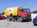 BBM904 1989 Iveco 135-14 Sweeper