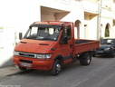 CBT546 2005 Iveco Daily Pick Up