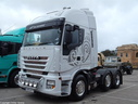 FHQ077 2008 Iveco Stralis 550 Tractor Unit