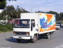 GAL908 1996 Ford Iveco Cargo Box Van