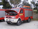 GVH474 1996 Iveco Turbo Daily 40-10  Fire Tender