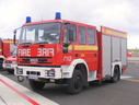 GVH543 1996 Iveco Magirus Fire Tender