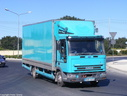MAR895 1994 Ford Iveco Euro Cargo Curtainsider