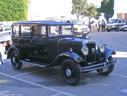 303 1930 Morris Oxford Police Car