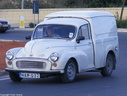 HAP032 1970 Morris Minor Van