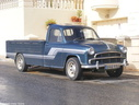 JAG953  1957 Morris Isis II Pick Up.