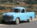 KAG218 1955  Morris Oxford Mk II Pick Up