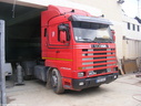 FHQ044 1993 Scania 143-400 Tractor Unit