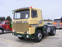 SCN141 1978 Scania 141 Tractor