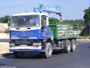 BAJ345 1999 Seddon Atkinson Strato (with Iveco Cab) 6X4 Block Carrier