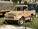 1943 Bedford MWD  GS 15cwt. 4X2  Highland Div. 8th Army at MAM 2006.