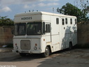 1983  Bedford Special Body Horsebox Ex A965KUD.