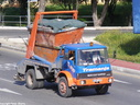 AAP191 1987 Bedford TL Skip Carrier