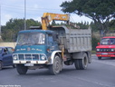 AAT145 1977 Bedford TK Tipper with Hiab