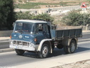 JBB717 1969 Bedford TK Dropside plated at 7 tons.