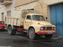 KAF952  1964 Bedford  TJ6 Tipper replated to 7 Ton