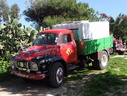 KAG175 1960 Bedford  TJ6  Dropside replated to 7 ton