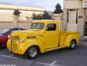 ABF064 1943 Dodge Hot Rod Pick Up (former T