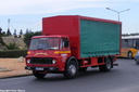 IHQ058 1972 Dodge 500 Series Curtainsider Plated to 16 tons