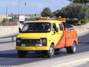 MTC300 1984 Dodge Renault B50 Turbo Recovery Truck