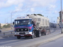 BHQ021 1984 ERF CP Turbo Tractor Unit