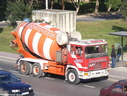 DAD175 1987 ERF E Series 6X4 Cement Mixer