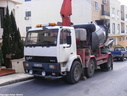 ERF280 1999 ERF ES8-28 Chinese Six Cement Mixer