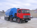 FHQ022  1989 ERF E Series Tractor Unit