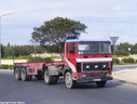 HHQ038 1987 ERF C Series Tractor Unit