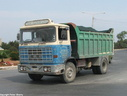 IBA264 1975 ERF B Series Tipper plated to 20 tons.