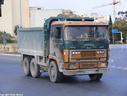KAC509 1988 ERF E10 Tipper possibly converted from a Tractor Unit