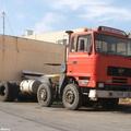 1988 Foden 4300 8X4  Chassis Cab Ex F521XWT.